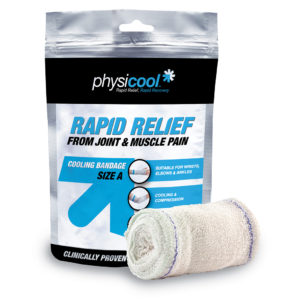 Physicool Bandage Size A Wrists, Ankles, Elbows